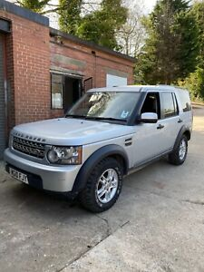 Land Rover discovery 4 commercial 79,000 NO VAT