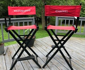 Director Chairs (Authentic)