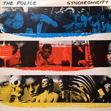 The Police – Synchronicity   LP