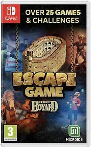 Escape Game - Fort Boyard (Nintendo Switch)