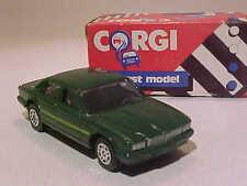 3 INCH Jaguar XJ40 1980 Corgi 1/64 Diecast Mint in Box Issued 1985