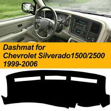 Dashmat Dash Dashboard Cover Sunshade Mat for CHEVROLET SILVERADO 1999-2006