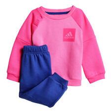 Ropa, calzado y complementos rosas adidas de poliéster para bebés