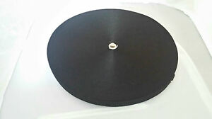 5 metre's Polypropylene Cushion Webbing, 19mm or 25mm wide, Loads of Colours