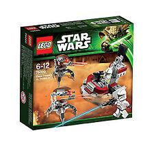 Lego Star Wars Troop Builder set 75000 Clone Troopers vs. droidekas nuevo & OVP