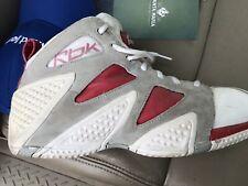VTG Reebok ATR Pump Torch Men's SZ 11 Shoes  Red White
