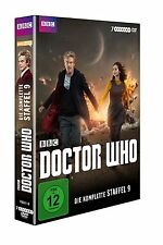 DOCTOR WHO DIE KOMPLETTE DVD STAFFEL / SEASON 9 DEUTSCH