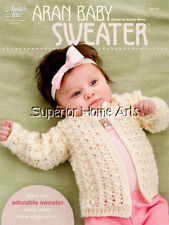 Baby Aran Contemporary Sweaters Patterns Ebay