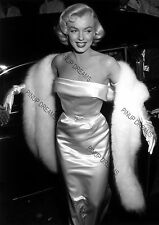 Vintage A4 Movie Star Photo Poster Wall Art Print of Marilyn Monroe in Dress