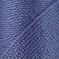Caron Simply Soft 6 oz Solids COUNTRY BLUE Knit Crochet Acrylic Worsted Yarn
