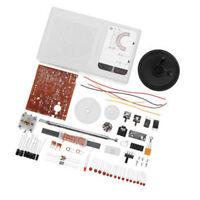 DIY FM Radio Electronic Suite Learning Assemble Kits  Set