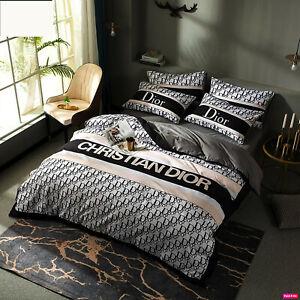 Luxury Brand Bedding Set, Fashion High-end Bedding Set, Luxury Brand Duvet Cover