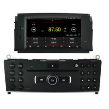 """Navi Player for Mercedes Benz C W204 2007-2011 7"""" Android 10 DSP 2+16 Gps Radio"""