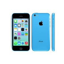 APPLE IPHONE 5C 32GB CELESTE GRADO A/B CON ACCESSORI SMARTPHONE RICONDIZIONATO