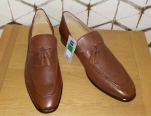 BNWT MENS M&S LEATHER SHOES SIZE 11