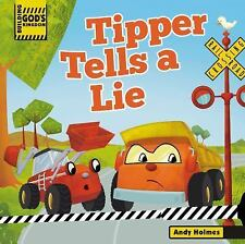 Tipper Tells a Lie by Andy Holmes (2014, Hardcover)