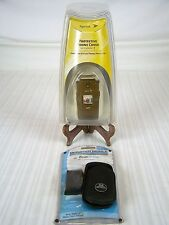 Sprint Protective Phone Cover Sanyo Flip Phone and Monster Mobile Holster