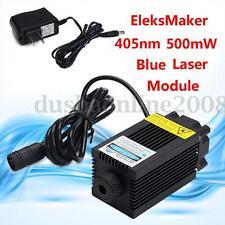 EleksMaker 405nm 500mW Violet Point Laser Module Pour CNC Machine de Gravure