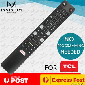 ORIGINAL TCL Remote RC802N ARC802N YUI1 for TCL TV 65C2US 75C2US 43P20US NETFLIX