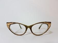 Vintage Cateye eyeglass frames, 46-18