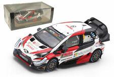 Spark S5991 Toyota Yaris WRC Winner Portugal 2019 Champion Ott Tanak 1/43 Scale