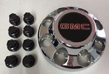 GMC Pickup Truck Savana Suburban 2500 3500 Wheel CHROME Center Hub Cap Bolt-on