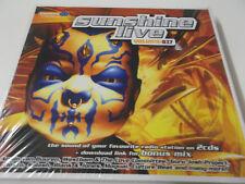 SUNSHINE LIVE VOLUME 27 - 2008 ZYX 2CD SET (090204918058) - NEU!