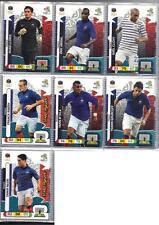 ERIC ABIDAL FRANCE PANINI ADRENALYN XL FOOTBALL UEFA EURO 2012 NO#