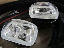 Wunderlich, Micro-Flooter Set, Silver, Auxilary Lighting, Yamaha xt1200z,8600964
