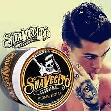 Firme Hold Pomade Hair Styling Water Soluble base Wax Gel JZUS