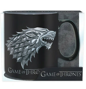 XL Becher Game of Thrones Winter is coming 460 ml Fan Kafeebecher Tasse Abystyle