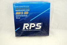"""Boite neuve disquette 5 pouces 5,25"""" diskette MN2 HD double face 96tpi RPS"""