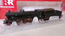 Rivarossi Art. HR 2460 Locomotiva a vapore gr 744-006 Walschaert con Sound