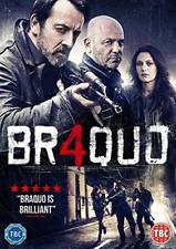 Braquo Season 4 Series Four Fourth Br4quo DVD