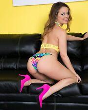 Dillion Harper Sexy Hot Girl 8x10 Glossy Photo Image Amateur Art Model Print 065