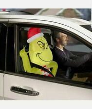 Gemmy Dr. Seuss The Grinch Car Buddy Christmas Airblown Inflatable