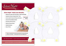 CPAP Mask Liners - Nasal - 1-Month Supply - Silent Night N500