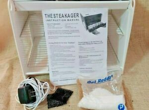 The SteakAger Dry-Aging Unit Dry Cuts of Beef in Your Own Refrigerator NO DOOR
