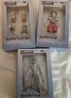 LOT Kingdom Hearts Diamond Select Walgreens  Set, Donald, Chip, Dale, Sora, Dusk
