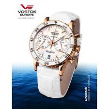 VOSTOK EUROPE UNDINĖ VK64-515B528 WATCH EXPRESS FREE SHIPPING