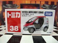 TOMICA #39 TOYOTA AUTO BODY COMS 1/41 SCALE NEW IN BOX
