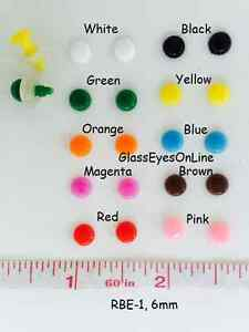 11mm 15mm or 18mm 10mm 9mm plush 4.5mm 6mm 4mm stuffed animal 7mm 50 pairs black safety eyes for amigurumi 12mm 5mm 8mm