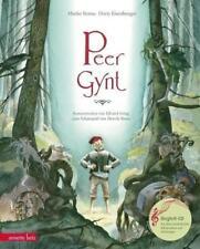 Peer Gynt von Marko Simsa (2017, Gebundene Ausgabe)