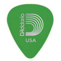 1CWH4-10GD2 D/'Addario Grateful Dead Picks Assorted Icons Medium Gauge in White