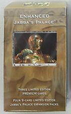 STAR WARS CCG SWCCG : ENHANCED JABBA'S PALACE SEE-THREEPIO SEALED DECK