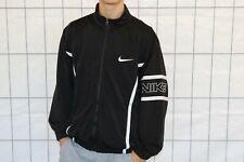 Nike vintage Jacke schwarz 90er Training Gr. M jacket vintage 90s QP4