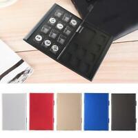 Durable 24TF Micro SD Card Holder Aluminum Memory Card Case Storage New Box B0O1