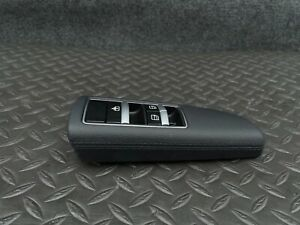 ✔MERCEDES W221 S600 S63 S400 S550 REAR LEFT DRIVER SIDE WINDOW GLASS SWITCH OEM