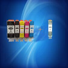 6PK Ink PGI-270XL + CLI-271XL BK/C/Y/M/GY Combo For Canon Pixma MG5720  M6820