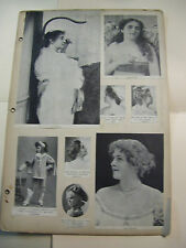 Victorian Vaudeville Actors Including Anna Robinson, Adele Block & Many More!!